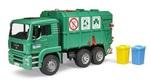 APL21: Garbage Truck Bruder