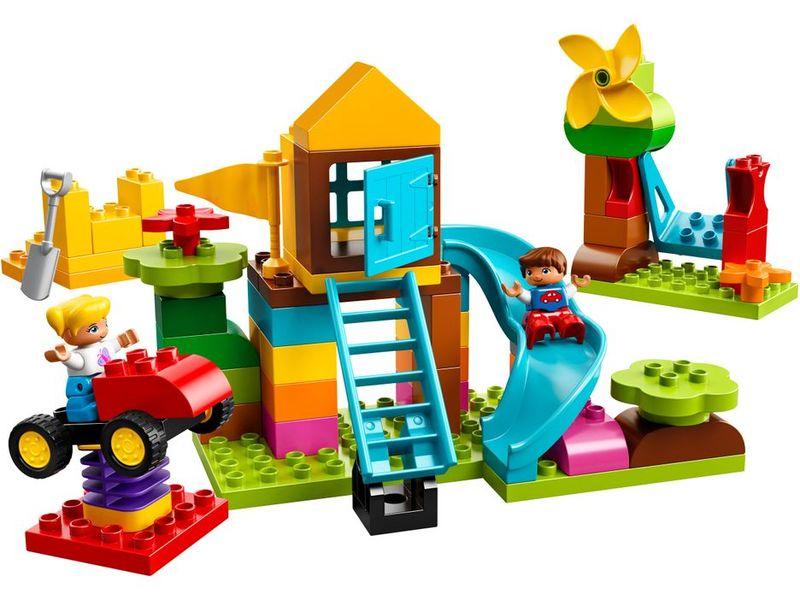 PPL59: Large Playground Brick Box