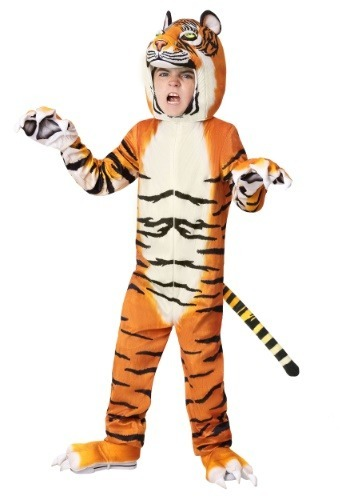 PPL67: Tiger Costume