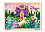 JIG40: Fairy Fantasy Wooden Jigsaw
