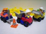 E518: Construction Site Vehicles