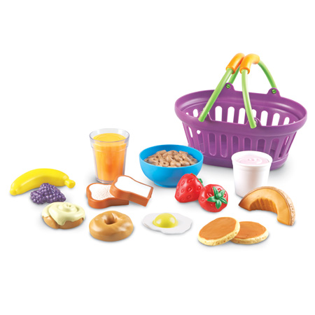 E591: Breakfast Basket