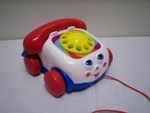 B008: Chatter Telephone