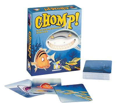 G033: Chomp! Game