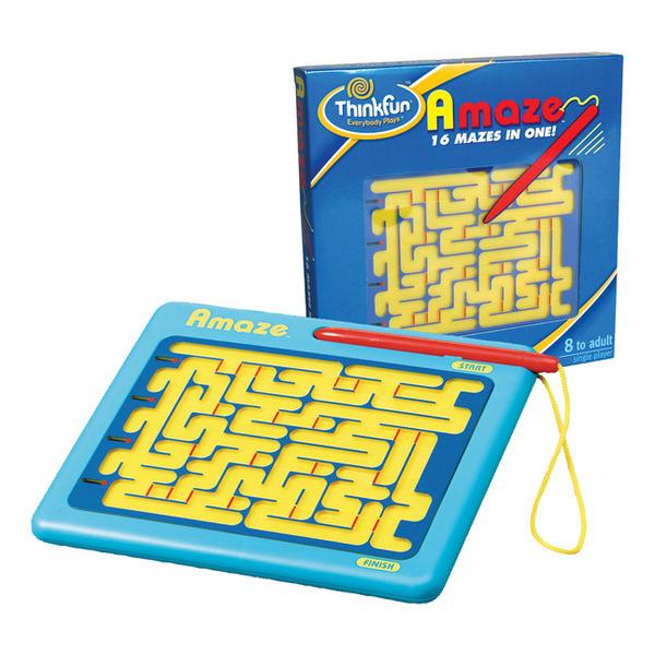 G059: Amaze - 16 mazes in one!