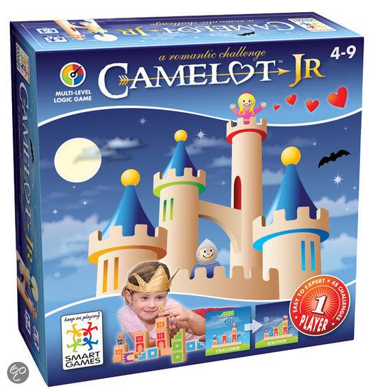 G086: Camelot Jr. Game