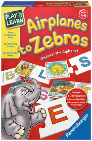 G123: Airplanes to Zebras