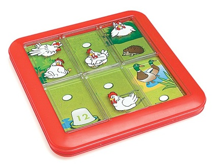 G174: Chicken Shuffle Game