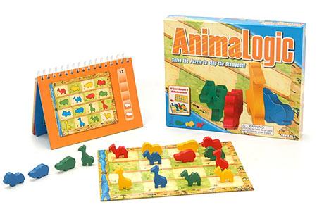 G201: AnimaLogic Game