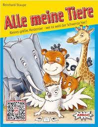 L022: Alle Meine Tiere Game