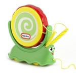 M012: 2 in 1 musical snail
