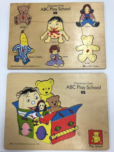 P178: 2 Playschool Puzzles