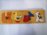 P199: Animals Puzzle