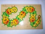 P219: Caterpillar ABC Puzzle