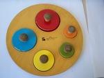 P259: Circle Board Puzzle