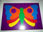 P499: Butterfly Puzzle