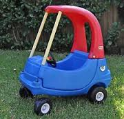 R364: Cozy Coupe - Blue
