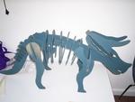 P767: 3-D Triceratops