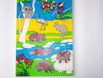 P770: Australian Animals Puzzle