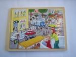 P981: City Street Puzzle