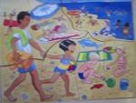 P983: Beach Puzzle