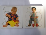 P984: 2 toddler puzzles