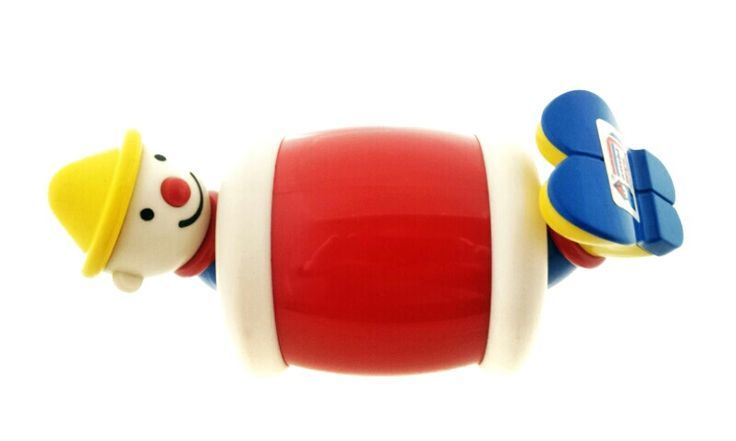 B649: 5 Baby Toys
