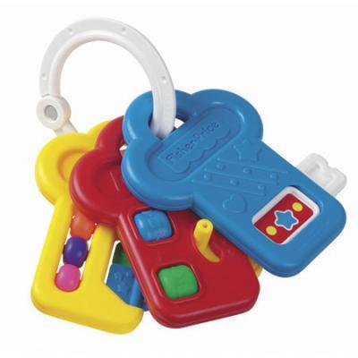 B074: 4 Baby Toys