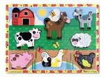 P307: Animals Inset Board