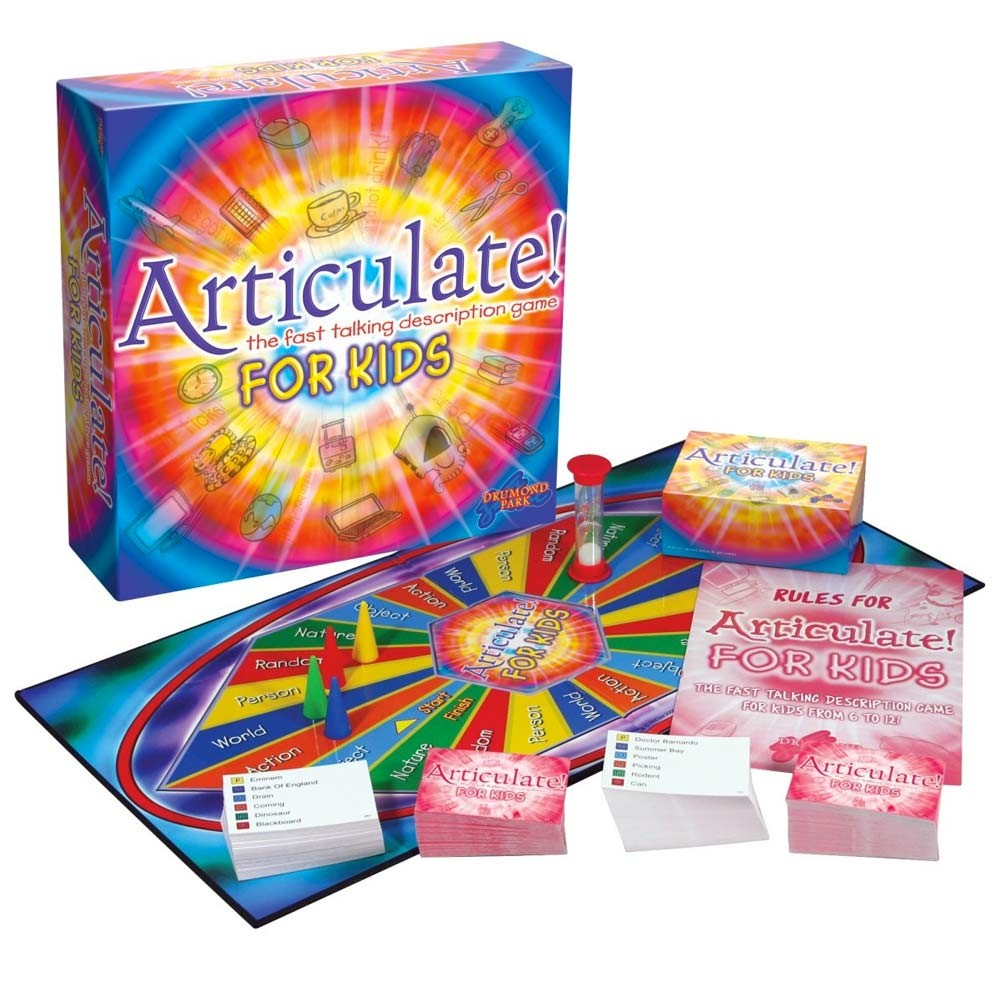 G362: Articulate for Kids Game