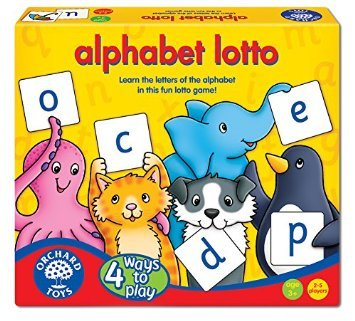 G382: Alphabet Lotto Game