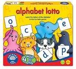 G382: Alphabet Lotto Game