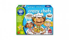 G384: Crazy Chefs Game