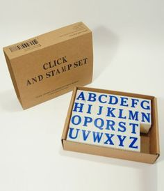 D092: Click and Stamp Set