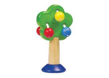 B077: 3 Wooden Baby Toys