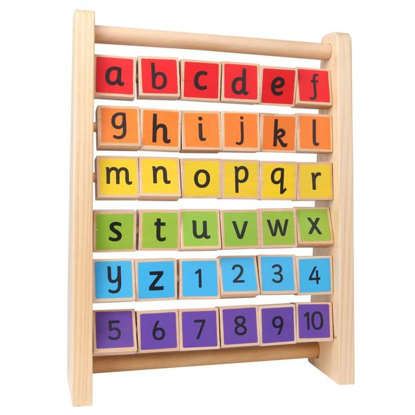 D093: Alphabet Teaching Frame