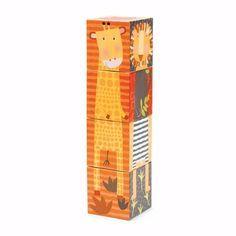 P107: Animal Puzzle Cubes