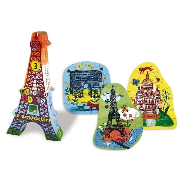 P208: 3 Paris Puzzles