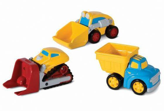 E723: Big Adventures Vehicles