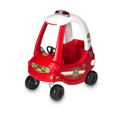R127: Cozy Coupe - Fire and Rescue