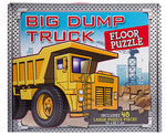 P404: Big Dump Truck Floor Puzzle