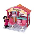 E740: Beauty Salon and Ice Cream Shop