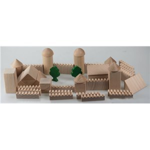 C334: Block Set - Archi Castle