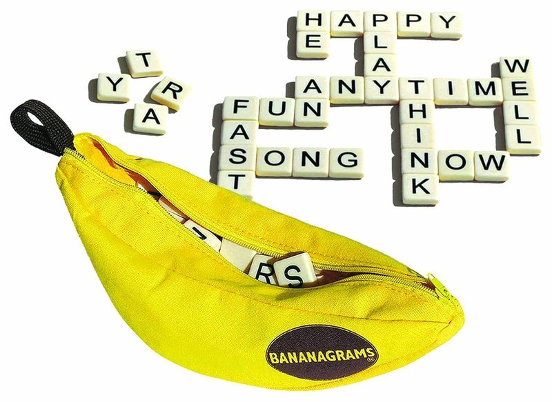 G438: Bananagrams Game