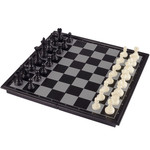 G447: 3-in-1 Chess, Backgammon and Checkers Game