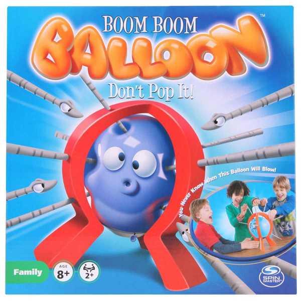 G453: Boom Boom Balloon Game