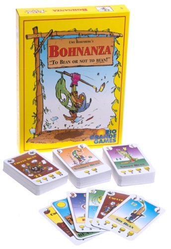 G469: Bohnanza Game