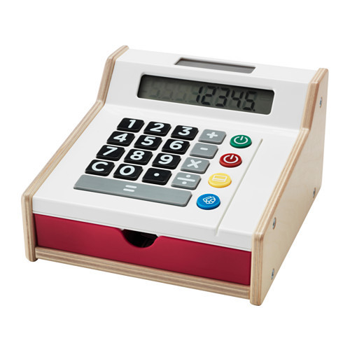 E789: Cash Register