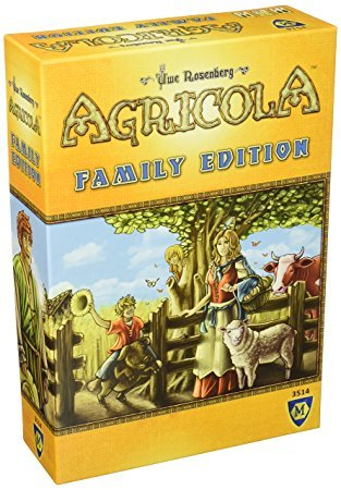 G510: Agricola - Family Edition - Game