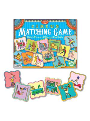 G512: Circus Matching Game